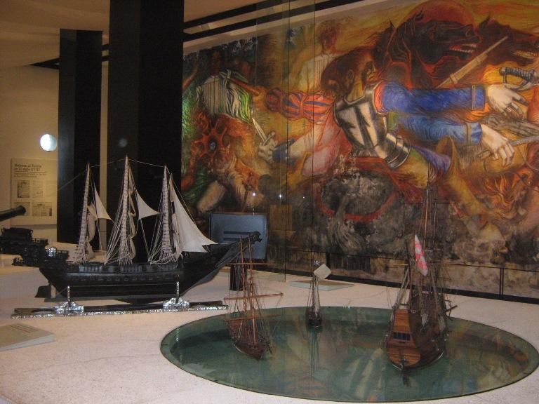 8. Museo de la Guerra de Castas