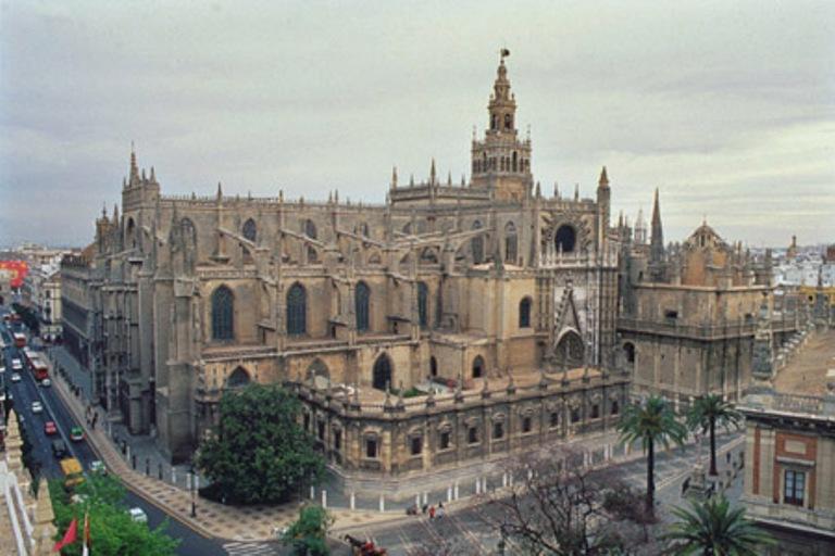 1. Catedral de Santa María de la Sede de Sevilla