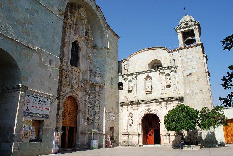 1. Centro histórico de Oaxaca de Juárez