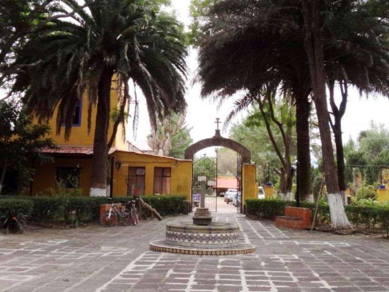 10. Ex hacienda de San Juan Hueyapan