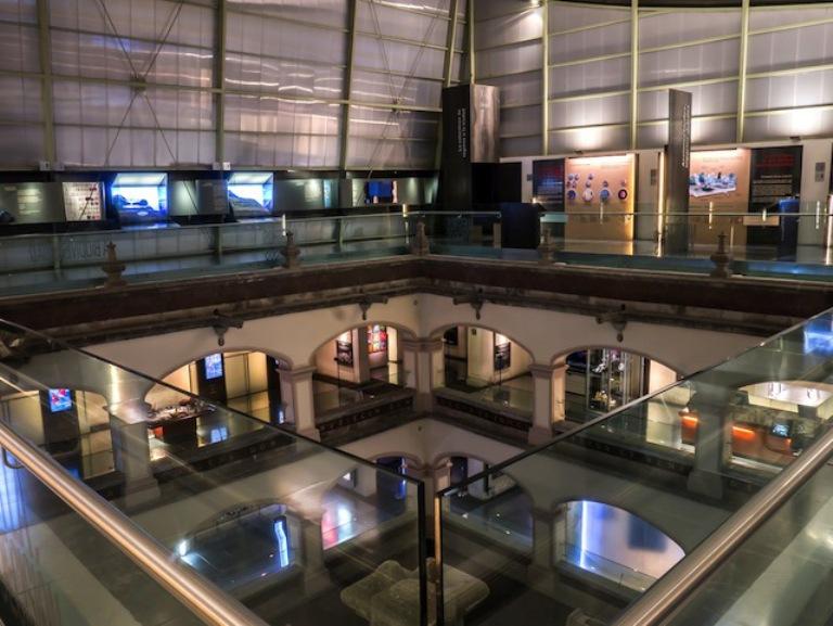 10. Museo Interactivo de Economía