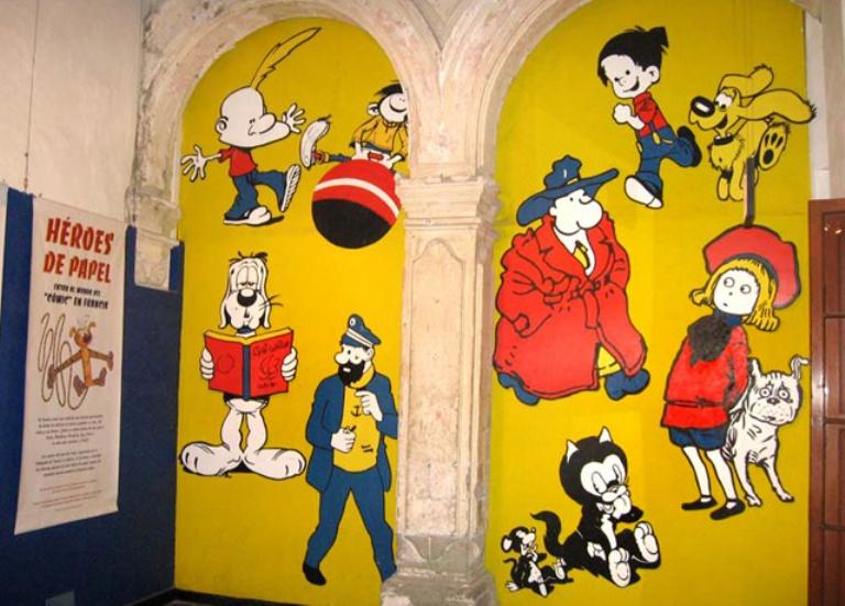 103) Museo de la Caricatura