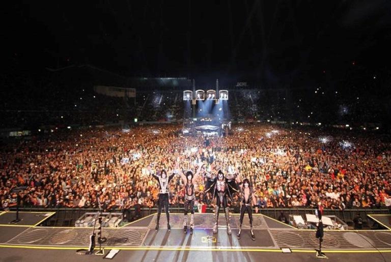 104) Conciertos o espectáculos en la Ciudad de México