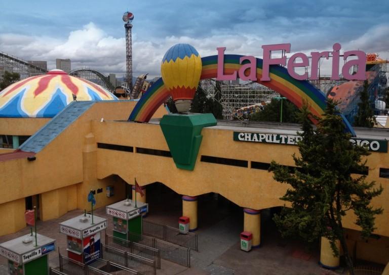 108) La Feria de Chapultepec