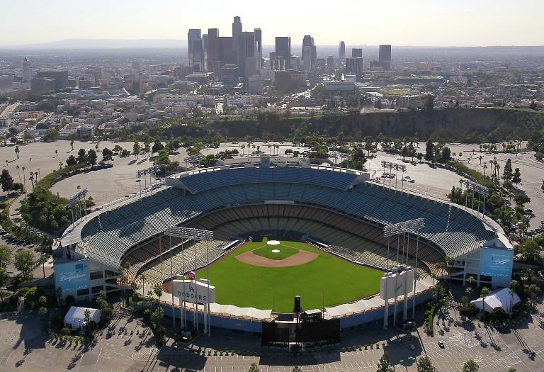 11. Dodger Stadium