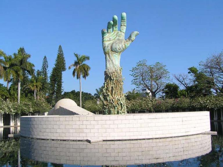 11. Monumento al Holocausto