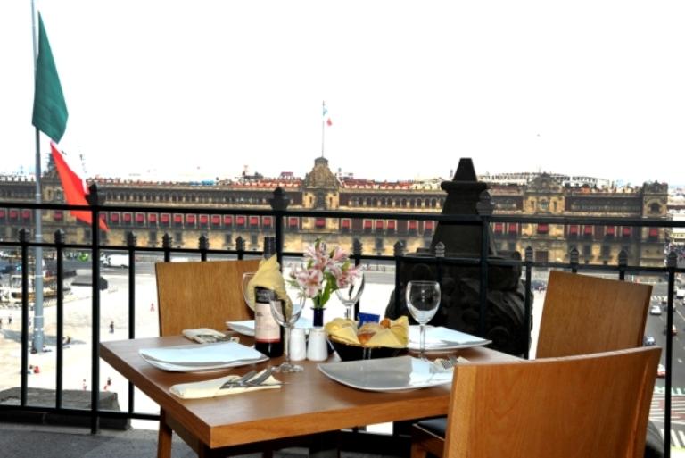 11. Restaurante del Gran Hotel de la Ciudad de México