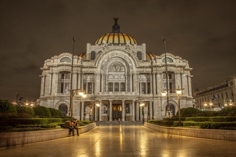 116) Palacio de Bellas Artes