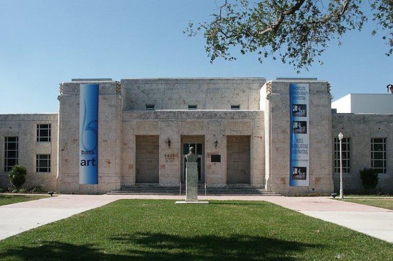 14. Bass Museum of Art