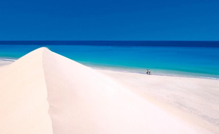 14. Dunas de Corralejo, Fuerteventura