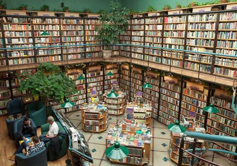14. Librerías en Donceles
