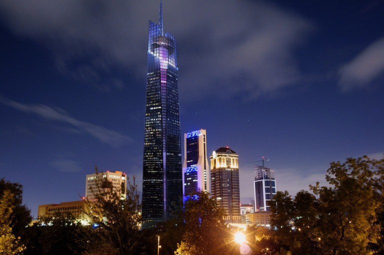 14. Torre Insignia Monterrey