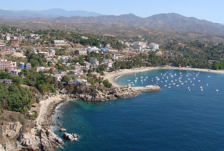 16. Playas de Oaxaca