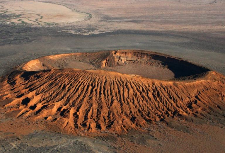 17. Cráteres de El Pinacate, Sonora