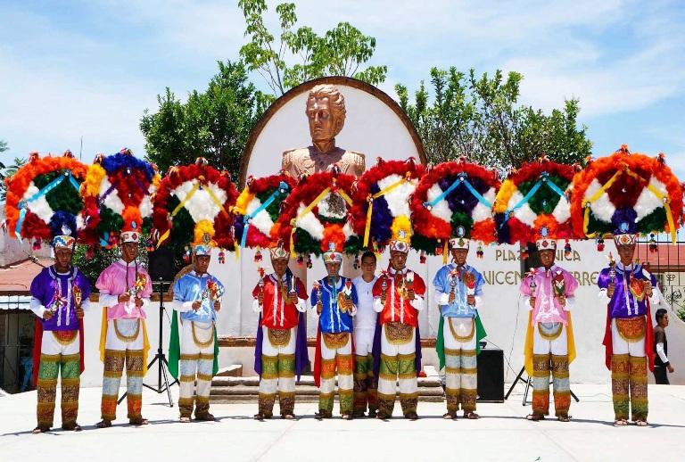 17. La Guelaguetza, Oaxaca de Juárez