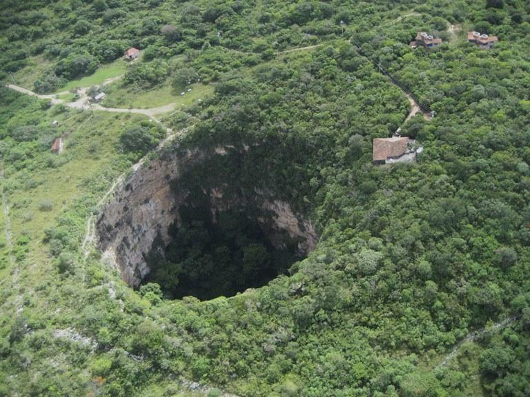 18. Sima de las Cotorras, Chiapas