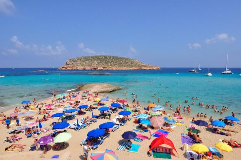 19. Cala Comte, Ibiza