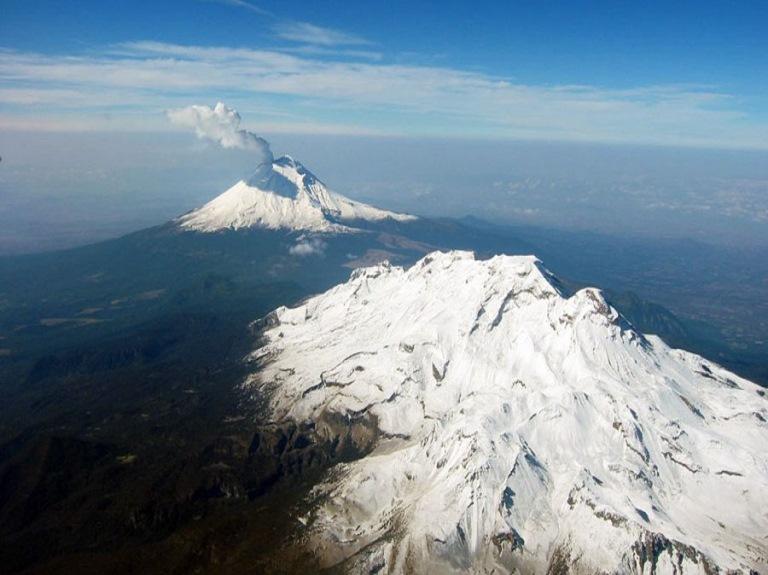 19. Parque Nacional Iztaccíhuatl-Popocatépetl, Estado de México