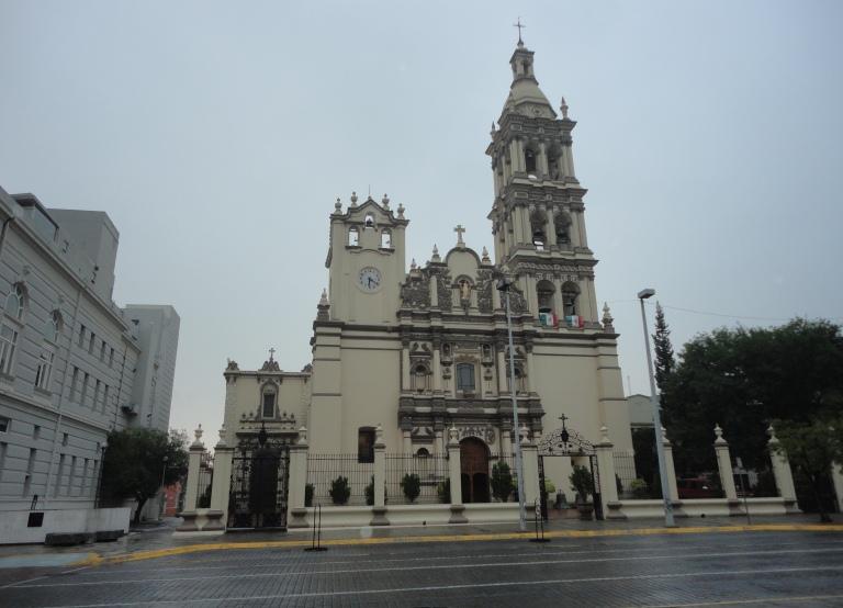 2. Catedral Metropolitana de Monterrey