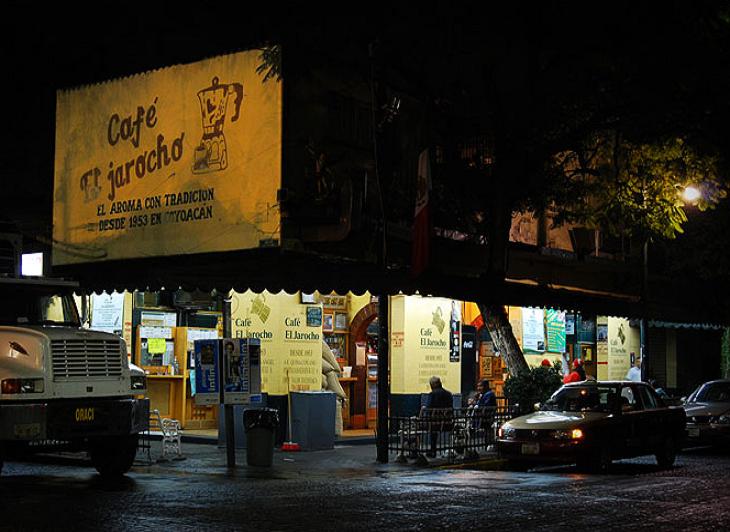 2. Disfrutar de un chocolate caliente o un café en Café El Jarocho en Coyoacán