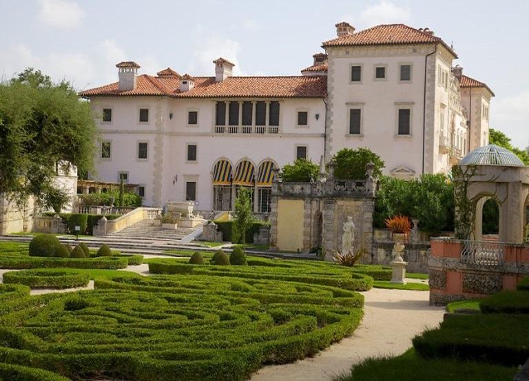 2. Museo y Jardines Vizcaya
