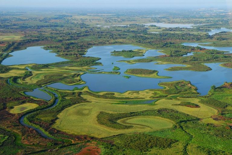 2. Pantanos de Centla, Tabasco