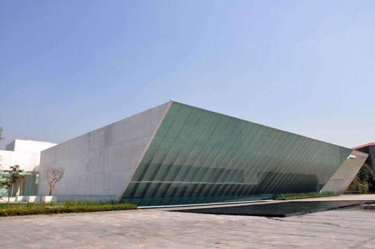 22. Museo Universitario Arte Contemporáneo