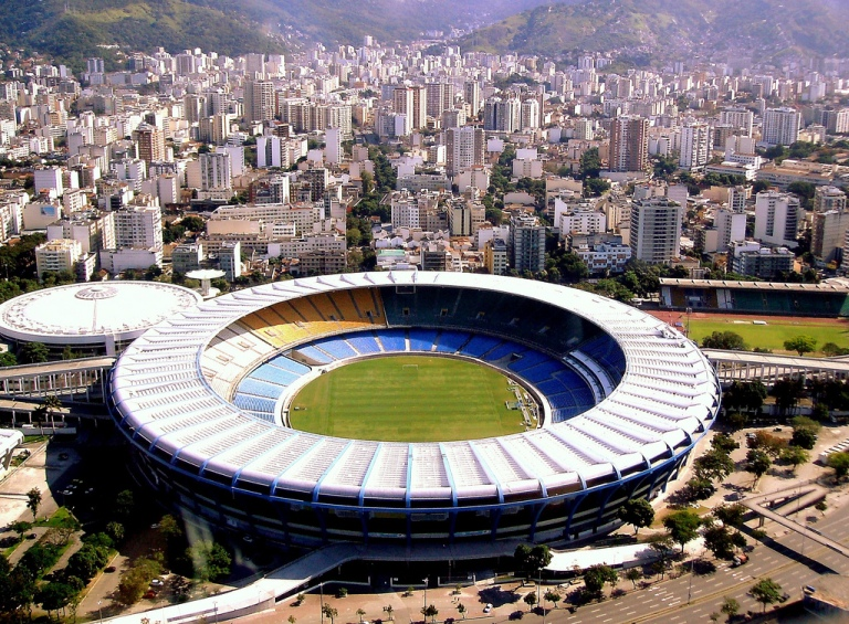23. Estadio Maracaná