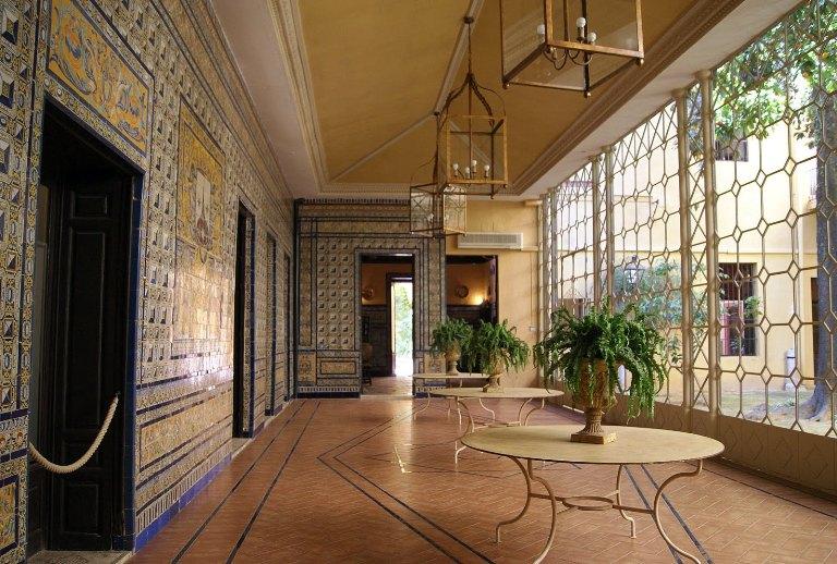 23. Palacio de la Condesa de Lebrija