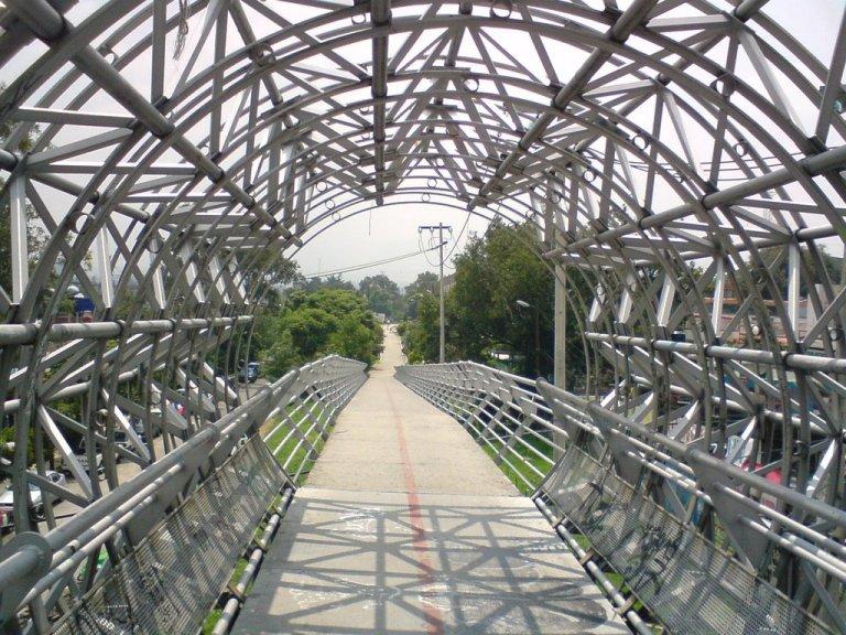 25. Ciclo pista de la Ciudad de México
