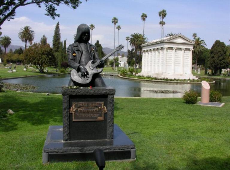 26. Hollywood Forever Cemetery