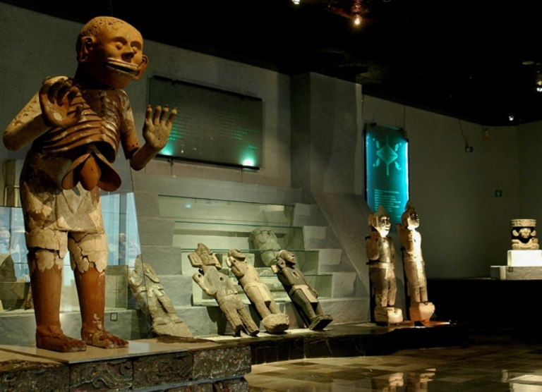 27. Museo del Templo Mayor