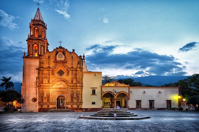 29. Jalpan de Serra, Querétaro