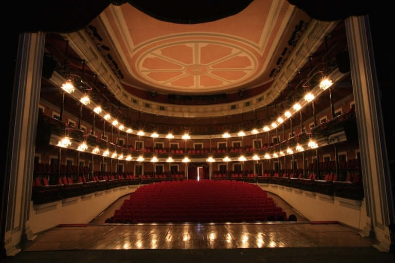 3. Teatro Ángela Peralta