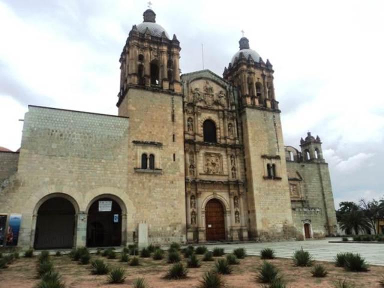 3. Templo y ex convento de Santo Domingo de Guzmán, Oaxaca de Juárez