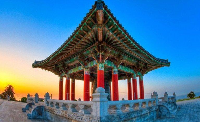 30. Campana Coreana de la Amistad