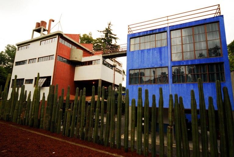 33. Casa-Estudio de Diego Rivera y Frida Kahlo