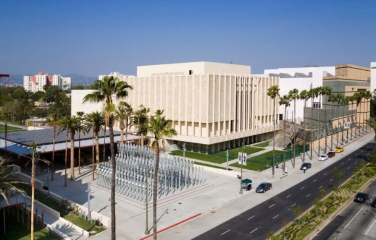 33. Museo de Arte del Condado de Los Ángeles
