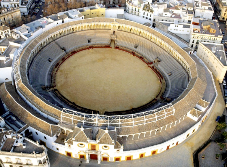 33. Plaza de toros de Sevilla