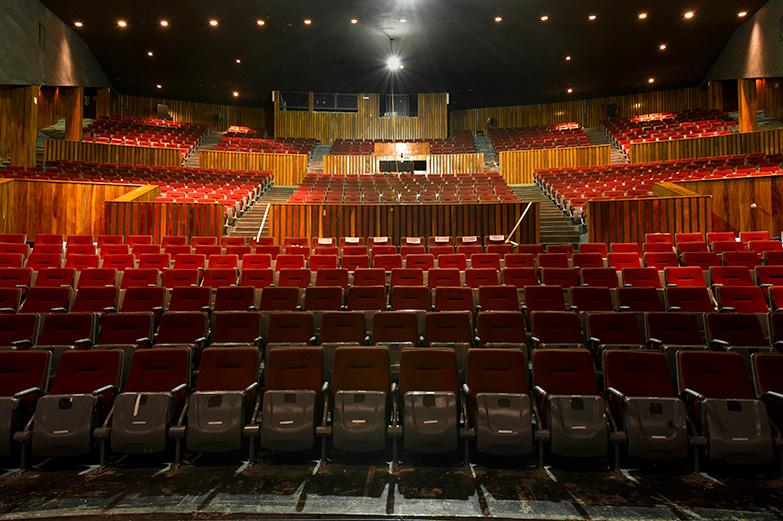 34. Teatros de la ciudad
