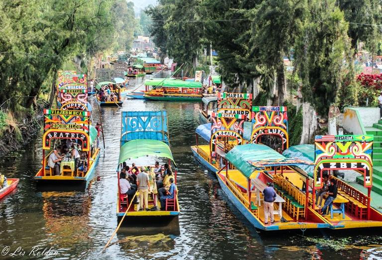 36. Canal de Xochimilco