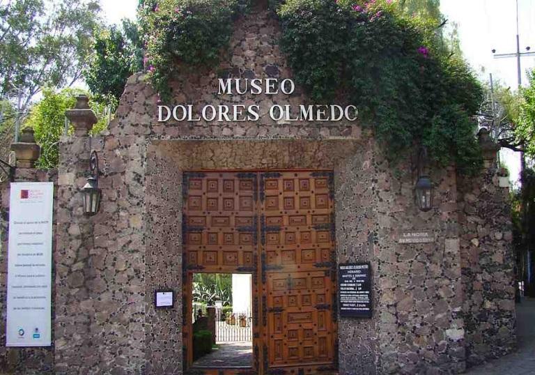38. Museo Dolores Olmedo