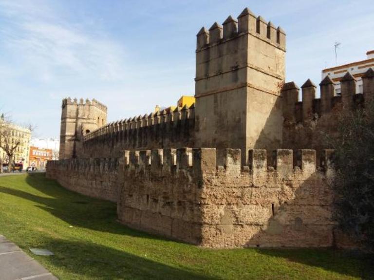 4. Murallas de Sevilla
