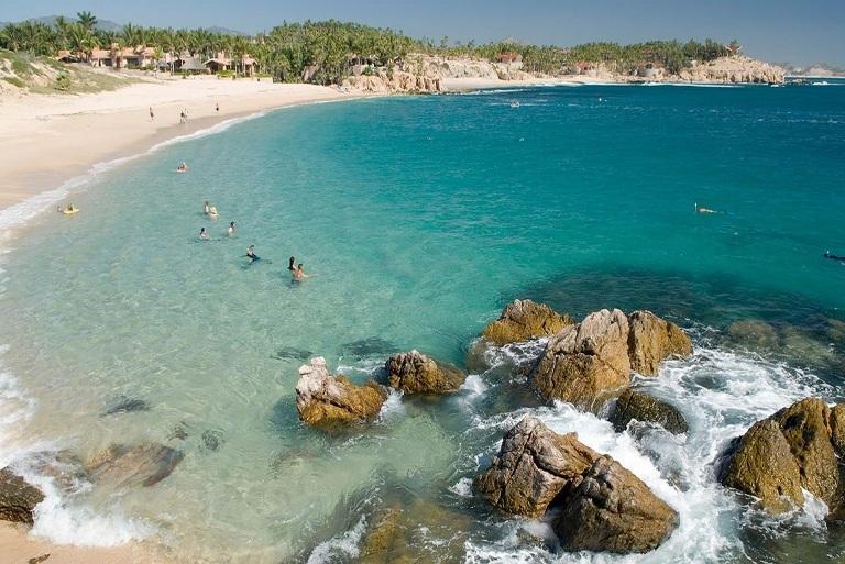4. Playa El Chileno