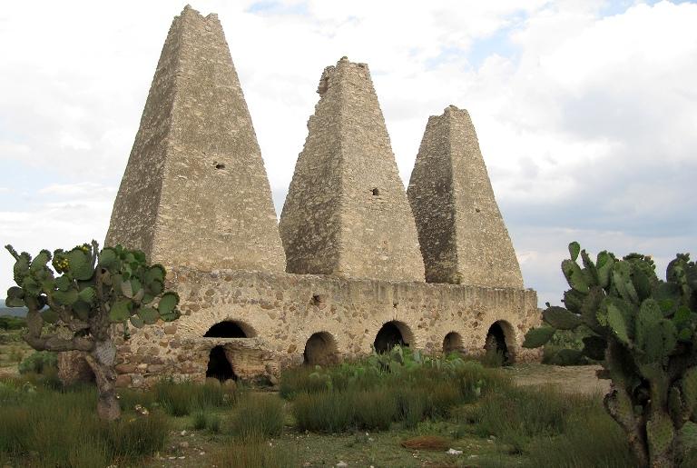 41. Mineral de Pozos, Guanajuato