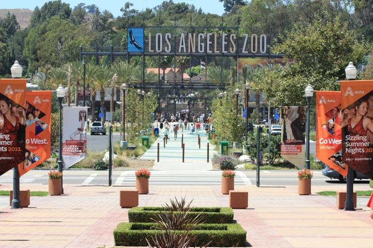 41. Zoológico de Los Ángeles