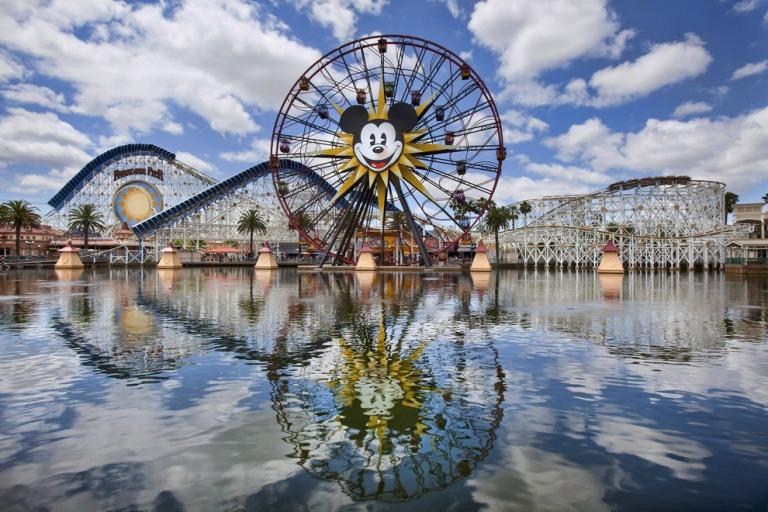 5. Disneyland Resort