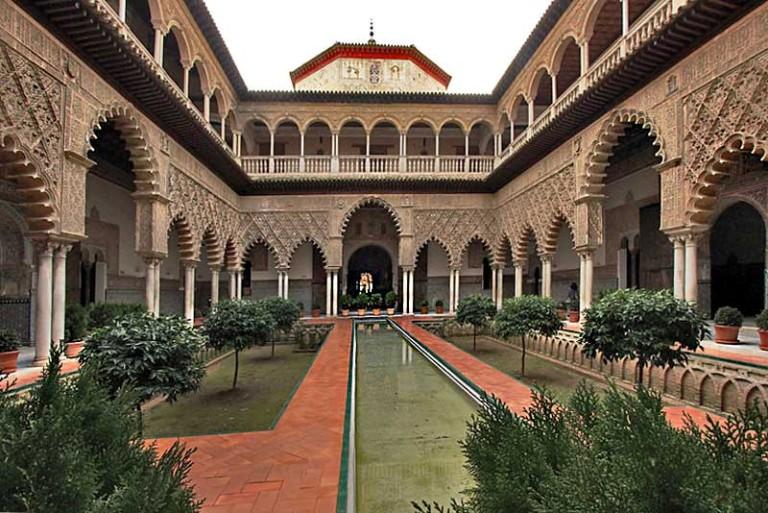 5. Reales Alcázares