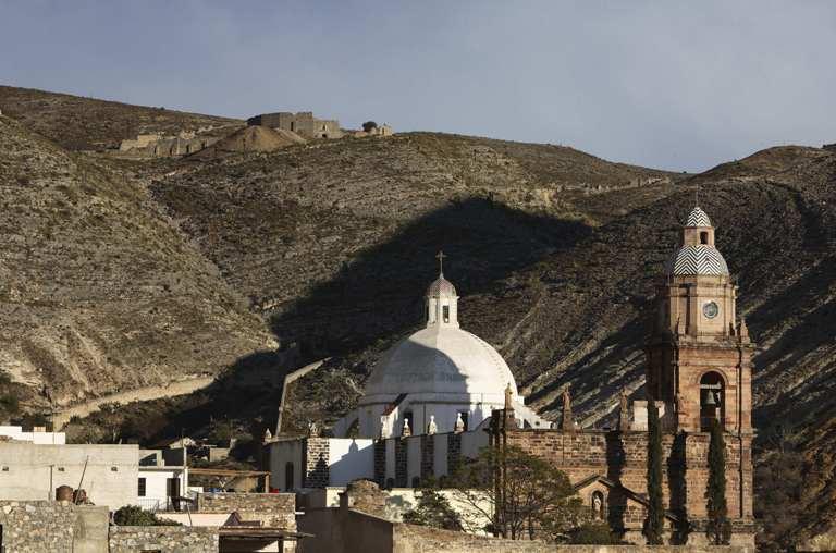 51. Real de Catorce, San Luis Potosi