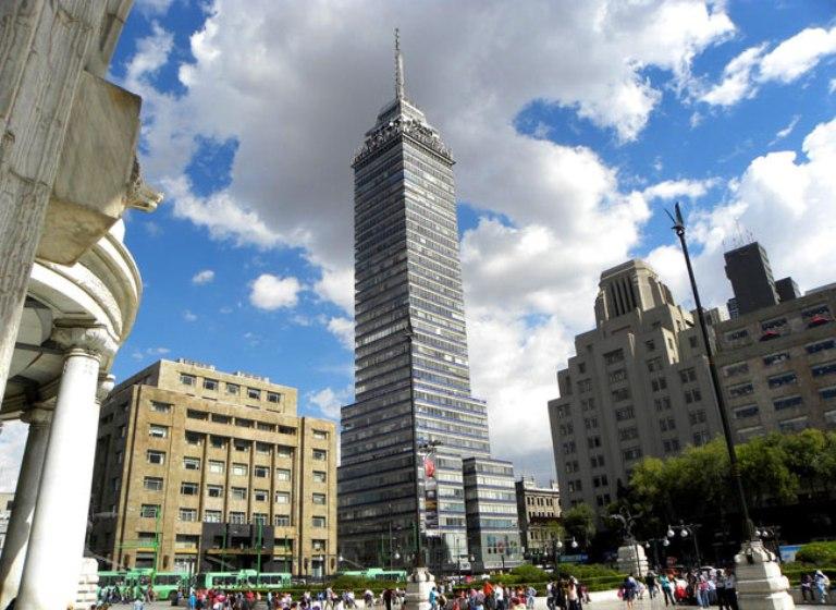 51. Torre Latinoamericana